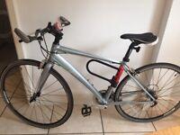 Ladies Giant Liv road bike (Size M)
