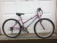 "Sabre Genie 17"" girls bike"