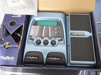 Digitech Bass guitar effects pedal BP200 (price reduced from £60)