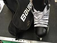 Bauer Ice skates size 7.5 uk