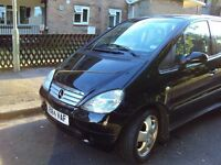 Mercedes A190 Avangarde for sale