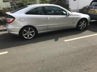 Mercedes 200c Sport Edition -Spares or Repairs