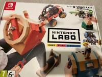 Nintendo Labo: Vehicle Kit (Nintendo Switch)