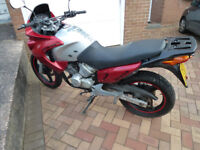 Honda XL 125 cc Varedero MOT 02/19 new battery exhaust & tyres