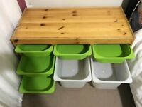 IKEA TROFAST STORAGE for KIDS Room
