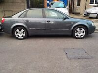 AUDI A4 AUTOMATIC FULL SERVICE HISTORY LONG MOT PX WELCOME