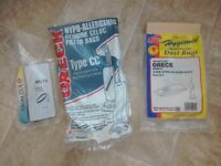 Oreck upright hoover bags x10