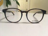 Retro/vintage frames - Scout East Glasses (Dark Tortoise) BRAND NEW