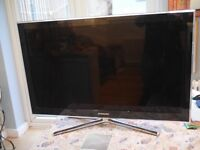 "SAMSUNG 40"" LCD SERIES 7 FULL HD 3D TELEVISION"