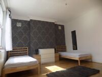 TWIN ROOM IN NEW MODERN HOUSE *BEDS CAN BE REPLACED* ZONE 2 SHADWELL *TEXT ME ASAP* TILL ITS GONNE