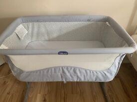 Chicco next2me baby crib