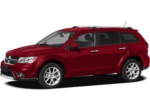 2011 Dodge Journey R/T UCONNECT TECHNOLOGY! REMOTE KEYLESS EN...