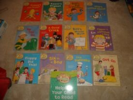 Biff, chip and kipper books 44 books £25 for all