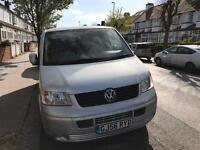 Volkswagen Transporter 6 seat conversion