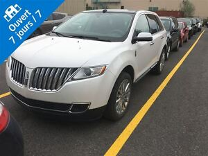 2013 Lincoln MKX AWD CUIR TOIT FULL