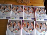 AAT level 4 Accounts text and workbooks 2013