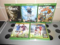 XBOX ONE GAMES - £20 FOR ALL
