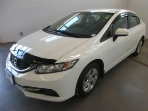 2015 Honda Civic LX- ONLY 74K! HEATED SEATS! SAVE!