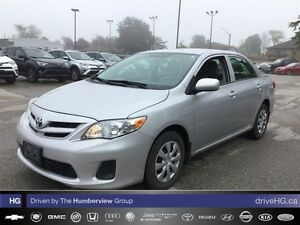 2012 Toyota Corolla CE (A4) | LOCAL | HEATED SEATS |