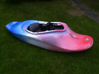 kayak wavesport project 62 playboat