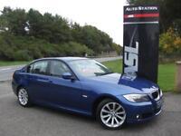 BMW 3 SERIES 320d SE Step Auto (blue) 2008