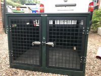 Trans K9 Travel Dog Crate -Large used for VW T5