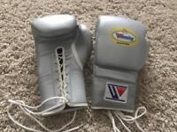 Boxing gloves brand new winning