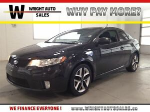 2013 Kia FORTE KOUP SX| LEATHER| SUNROOF| BLUETOOTH| 50,750KMS