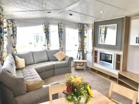 Static caravan for sale!