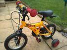 Raleigh Atom Child's Bike