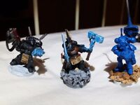 Warhammer 40k space marines + Paints + brushes + Rhino + spares...Offers Welcome!!