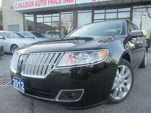 2012 Lincoln MKZ SOOOOLD-DVD-PRM-PKG-LEATHER-SUNROOF-LOADED