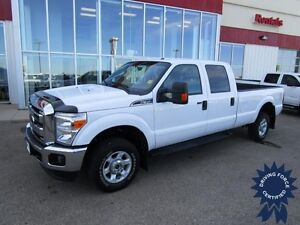2015 Ford F-350 Super Duty XLT Crew Cab 4X4 Long Box 8'