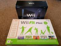 Wii Sports Resort Pack and Wii Fit Plus
