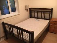 Great double bed-priced to sell