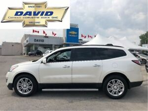 2014 Chevrolet Traverse 1LT FWD/ REMOTE START/ REAR CAM/ DUAL AC