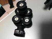 Fishing reel spare spools