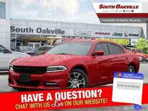 2016 Dodge Charger SXT | AWD | HEATED SEATS | NAV | SUNROOF