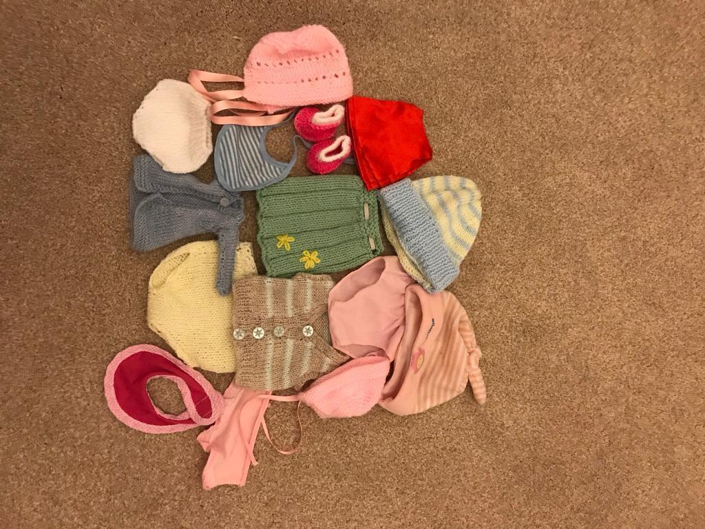 Dolls clothes bundle £1