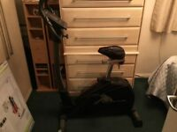 Electronic Exercise Bike