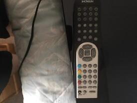 "26"" Hitatchi tv/DVD player"