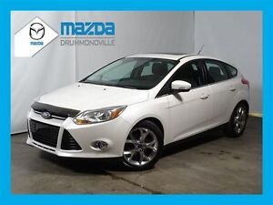 2012 Ford Focus SEL+ CUIR+ TOIT+BLUETOOTH