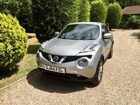 Nissan Juke teckna only 24000 fsh £20 tax