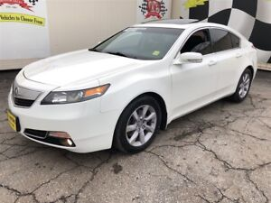 2014 Acura TL Tech Package, Navigation, Leather, Sunroof