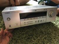 Yamaha RX-V357 Amplifier
