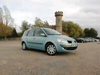 2007 Renault Grand Scenic 2.0 Dynamique Automatic 7 Seater Family MPV Auto Cheap Car Zafira Espace