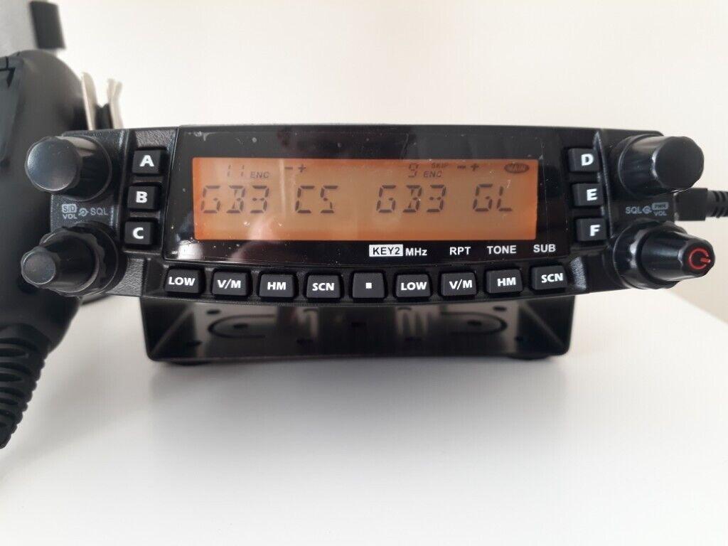 Ham Radio Amateur Radio Quad Band CB Transceiver 2 Way Radio Marine Radio |  in Cambuslang, Glasgow | Gumtree