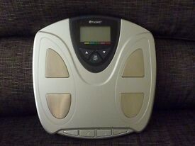 Body Fat / Hydration Monitor Bathroom Scales - Boxed
