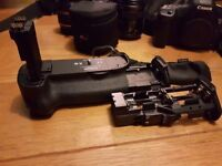 Canon Battery Grip BG E-11 for Canon 5D Mk III