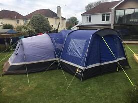HiGear Zenobia 6 person tent